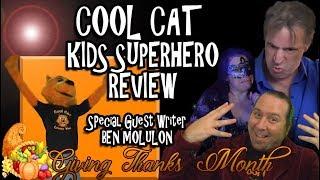 Cool Cat Kids Superhero Review