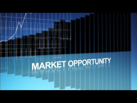 What is market opportunity?