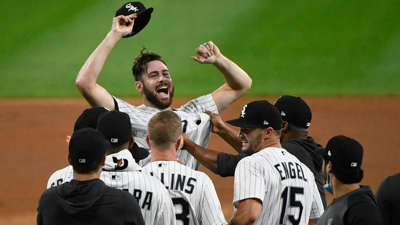 Lucas Giolito Throws A NO-HITTER! First No-Hitter of 2020 (Every Out)