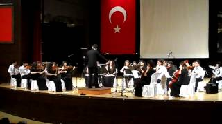 PIRATES OF THECARIBBEAN AT WORLD'S END - Hans Zimmer - Şef: Melih Selen
