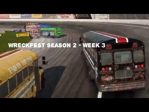 Wreckfest - Season 2 Week 3 |