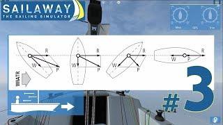 """Sailaway - The Sailing Simulator - pozorny i rzeczywsty, a z nim """"icki""""."""