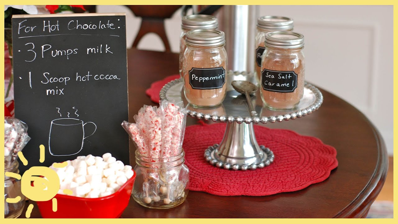 Eat Hot Chocolate Mix And Gift Basket You