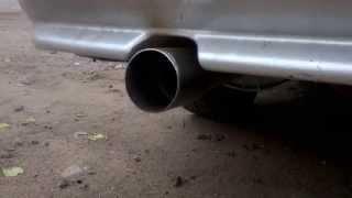 ВАЗ 2110 1,6 16V Выхлоп 51 мм Паук 4-1,Резонатор сток,Банка Saab 2,3 turbo