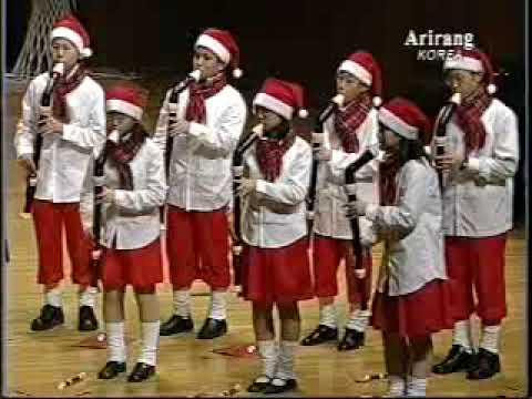 2004 Dae-jin Kim White Christmas Concert - Seoul Recorder Ensemble