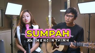 SEVENTEEN - SUMPAH KU MENCINTAIMU ( Meisita Lomania Live Cover & Lirik ) Feat Sastro Djojo