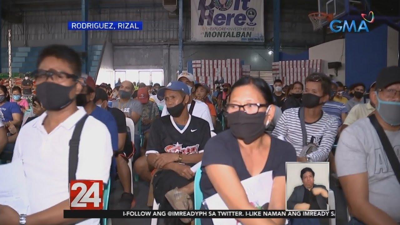 24 Oras: Senior citizen, kumatok sa munisipyo para humingi ng tulong