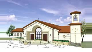 Our New Church: Work in Progress  - El Progreso de Nuestra Nueva Iglesia