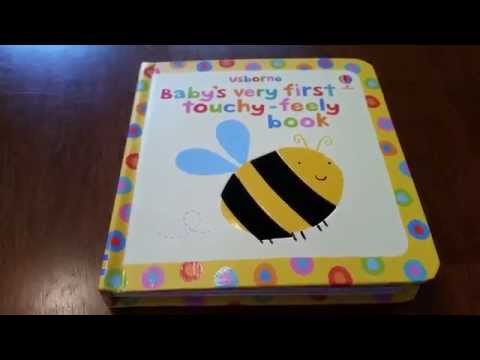 Usborne Books & More: Baby's Very First Touchy-Feely Book