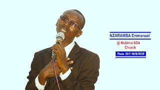 13. Nzaramba Emmanuel: Abanzi b'umuntu 3