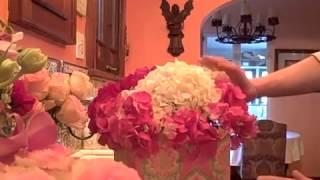 Декор на свадьбу. Флористика(, 2014-04-22T17:37:45.000Z)