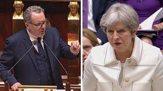 Удары по Сирии: в парламентах Франции и Великобритании раскритиковали решение