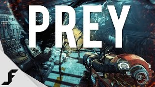 PREY - Gameplay + First Impressions