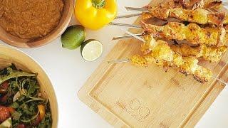 видео Мясные блюда : Шашлык Петелинка ц/бр.охл.0,6-1,0кг фас