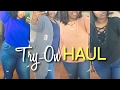 AFFORDABLE PLUS SIZE FASHION TRY-ON HAUL | SheInside & Make Me Chic