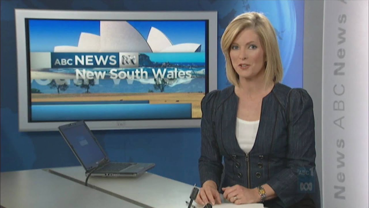 ABC News Picture: ABC News 24 New Look / Relaunch