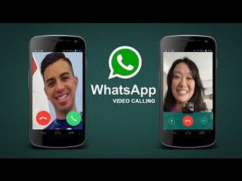 Whatsapp Video Calling!!!!  latest  feature