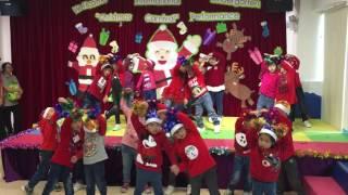 宏廣國際幼稚園2016-K3B-聖誕老公公