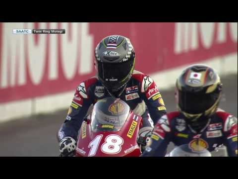 Live Race 1 Motegi - Round 5 - Shell Advance Asia Talent Cup 2016