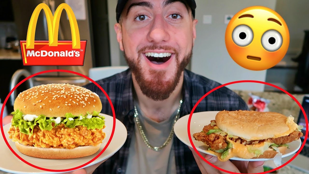 fast food ads vs reality experiment youtube
