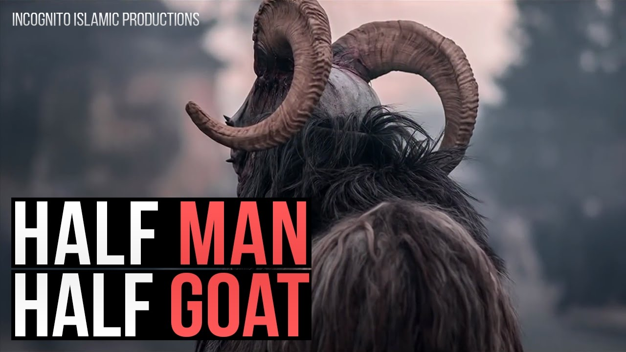Half Man Half Goat - Bible - YouTube - photo#23