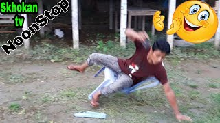 New Funny Videos 2020 ! People doing stupid things Episode 35 Skhokan Tv !!