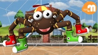 Incy Wincy Spider - The Itsy Bitsy Spider - Children