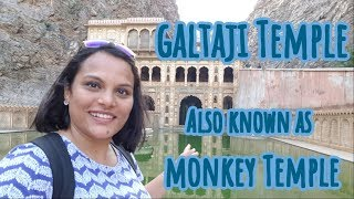 Galtaji Temple | The Money Temple