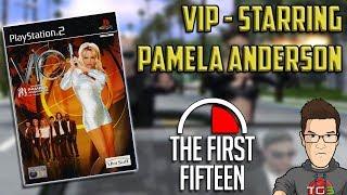 Pamela Anderson VIP on PS2 - The First 15 - Heels, handbags & Guns!