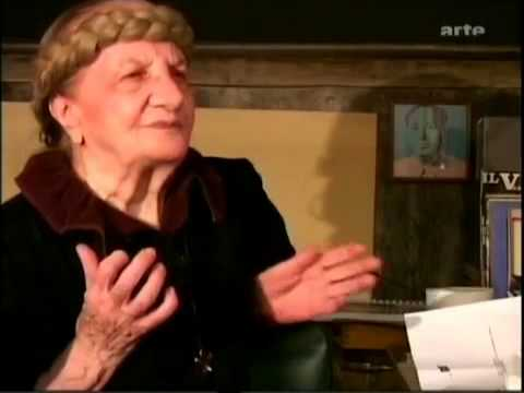 Interview mit Carol Rama - Ausstellung in Turin - Exposition à Turin - Arte Kultur