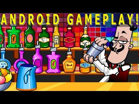 Drunken Masters - Right Mix Coctail!  Android HD Gameplay Video