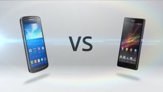 Galaxy S4 Active Vs. Xperia Z