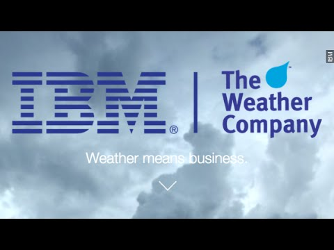IBM Promises Millions For Businesses With ... Weather Data?