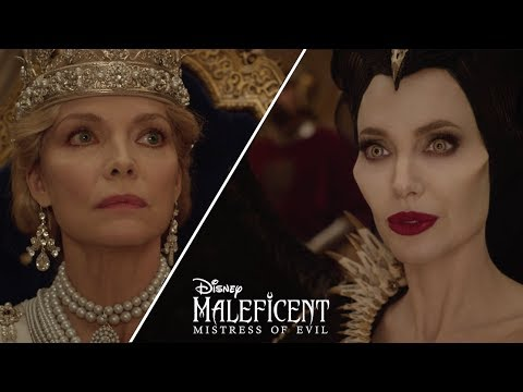 "Disney's Maleficent: Mistress of Evil | ""Evil Has Met Her Match"" - In Theaters Friday!"