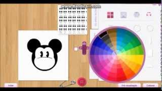 How to: Mickey T-shirt Design on Stardoll