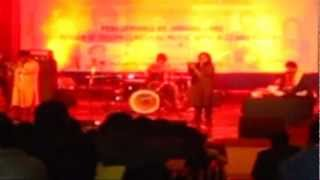 Ban nhạc rock Shwaas Ấn Độ