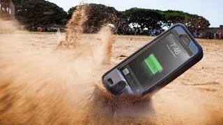 Одень свой IPhone в БРОНЕЖИЛЕТ! Обзор противоударного бронечехла на iPhone 6/6s с Алиэкспресс/Ебей