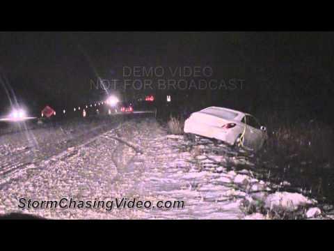 12/5/2013  Marion, IL Heavy Overnight Snow