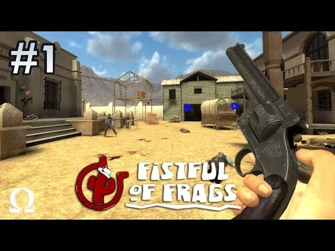 Fistful of Frags | #1 - IT'S A GOOD DAY TO DIE | Ft. Nanners, Daithi, H2O, Basically, Vanoss