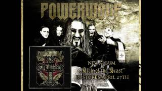 "Powerwolf ""Raise Your Fist, Evangelist"" High Quality"