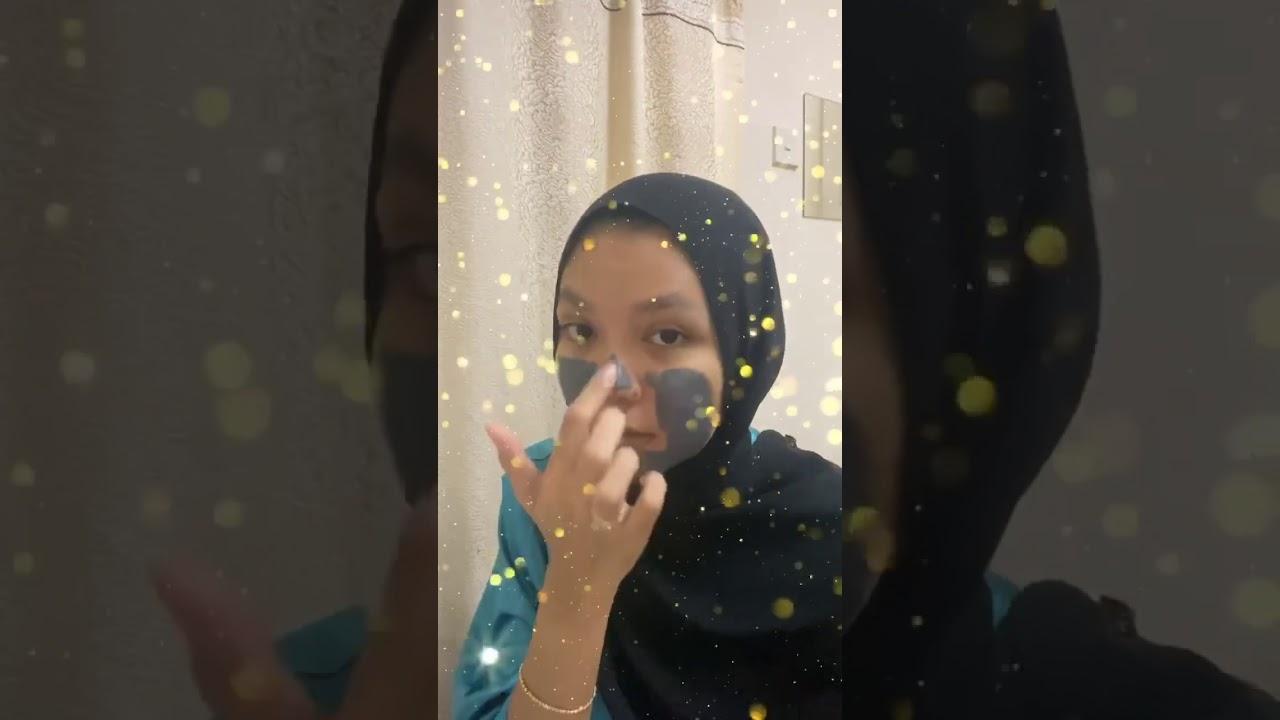 Cara Pakai Masker Charcoal Mary Kay - YouTube