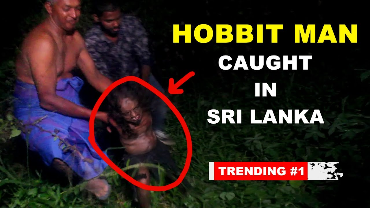 Download A Hobbit Man caught in Sri Lanka 😱| TRIP PISSO
