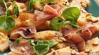 How to Make: Two Melon Salads