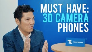 4 reasons why 3D camera phones are a must-have w/Gary Huang (Xperi)