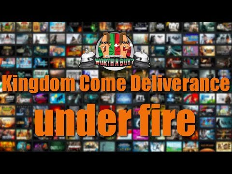 Kingdom Come Deliverance Under Fire Again.