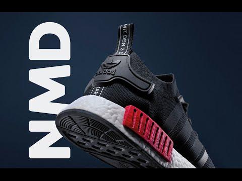 История и обзор adidas NMD Runner R1