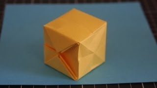 How To Make A 3d Paper Water Balloon
