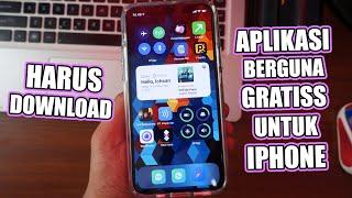 Download Aplikasi Gratis dan Berguna untuk iPhone | Harus Download !!!