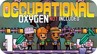 JOBS FOR ALL!! - Oxygen Not Included ▶OCCUPATIONAL UPGRADE◀  EP1 ONI JOBS UPDATE