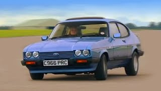 Ford Capri 2.8 Injection #TBT - Fifth Gear